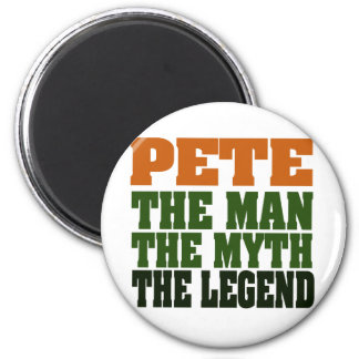 Pete - legenden magnet