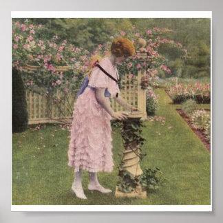Peter Henderson - 1922 allt i trädgården Poster