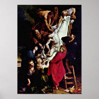 Peter Paul Rubens - kor Poster