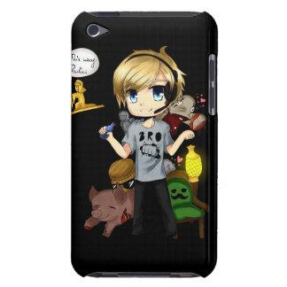 PewDiePie iPod Case-Mate Case