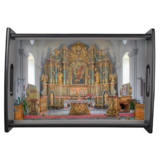 Pfarrkirche St. Margaretha Serveringsbricka