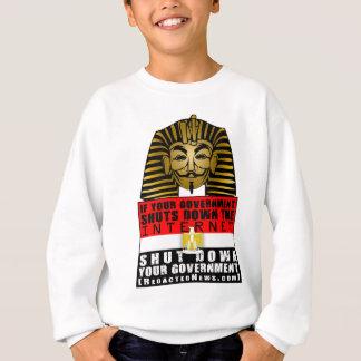 Pharaoh Fawkes T-shirt