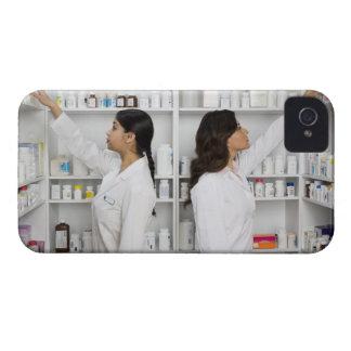 Pharmacists som ner för läkarbehandling bordlägger iPhone 4 cover