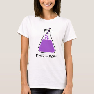 PHD = POV T SHIRT