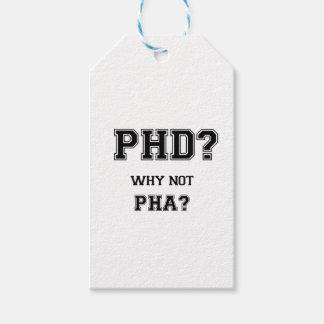 PhD? Varför inte PhA? Asiatisk far för Presentetikett