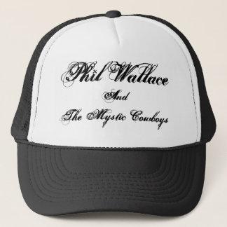 Phil Wallace, och, de Mystic cowboysna Keps