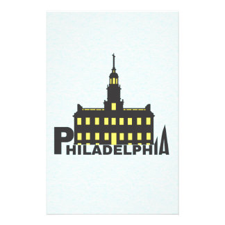 Philadelphia 1 brevpapper