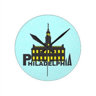Philadelphia 1 rund klocka