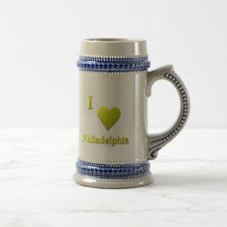 Philadelphia -- Guld Ölkrus