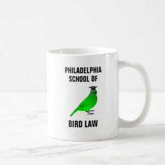 Philadelphia skolar av fågellag kaffemugg