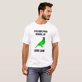 Philadelphia skolar av fågellag t shirt