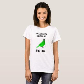 Philadelphia skolar av fågellag t-shirts