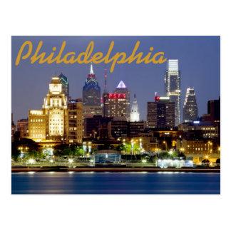 Philadelphia vykort