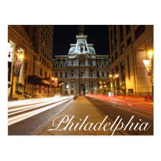 Philadelphia vykort!! vykort