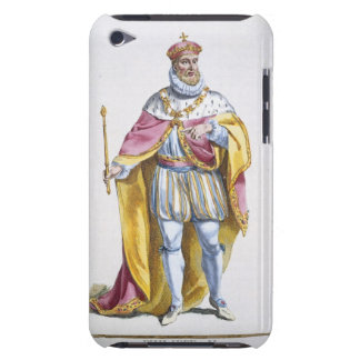 Philip II (1527-98) kung av Spanien från 'Receuil Barely There iPod Case