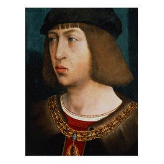 Philip mig av Spanien Vykort
