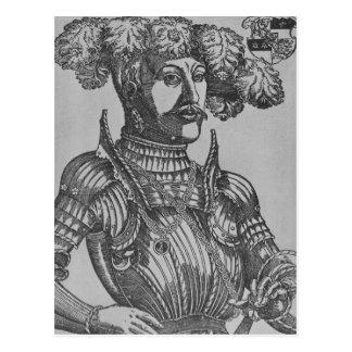 Philip mig, Landgrave av Hessen Vykort