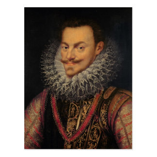 Philip William Prince av orangen Vykort