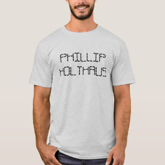 Phillip HolthausT-Skjorta Tee
