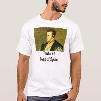 Phillip II, Philip IIKing av Spanien Tee