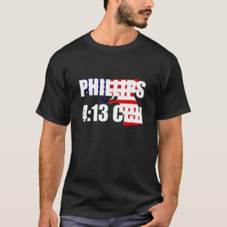 Phillips 4:13 CCH Tröjor