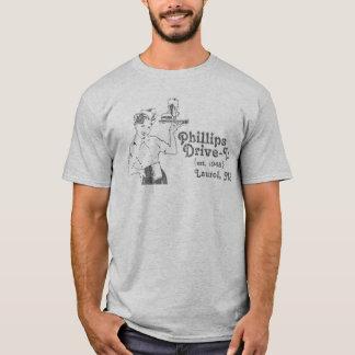 Phillips drive-inbio - lagrar, ms t shirt