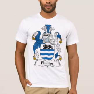 Phillips familjvapensköld tröjor