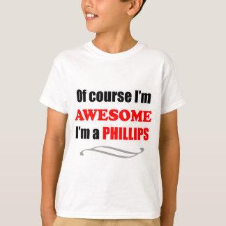 Phillips fantastiskfamilj tröjor