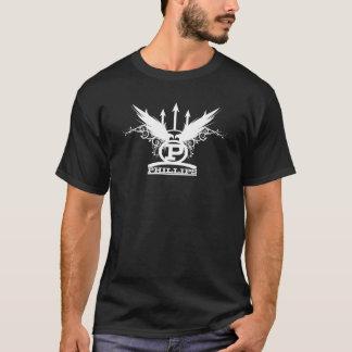 PHILLIPS vitlogotyp T-shirts