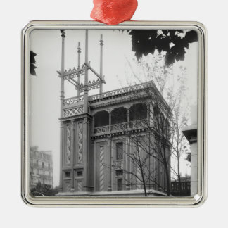 Phoenicianhus, universell utställning, Paris Julgransprydnad Metall