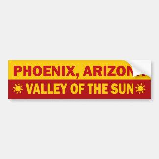 Phoenix Arizona bildekal