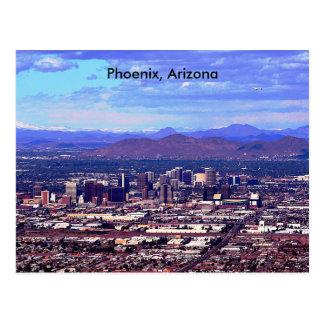 Phoenix Arizona Skycape i dag Vykort