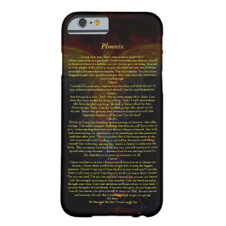 Phoenix Barely There iPhone 6 Skal