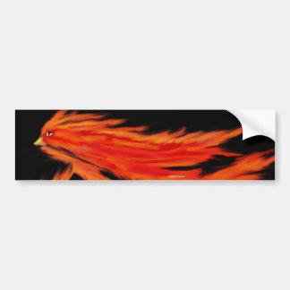 Phoenix Firebird bildekal