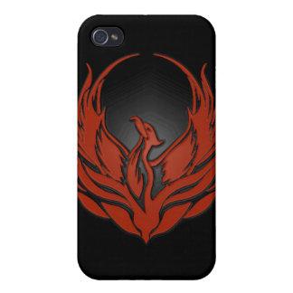 Phoenix iPhone 4 Fodral