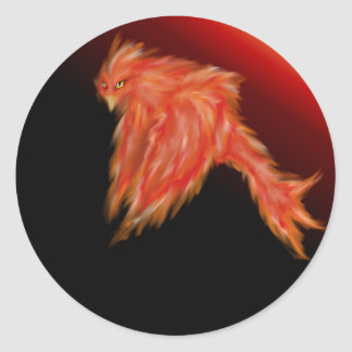 Phoenix klistermärke
