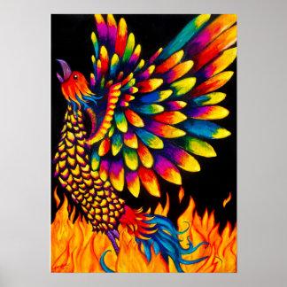 Phoenixen Poster