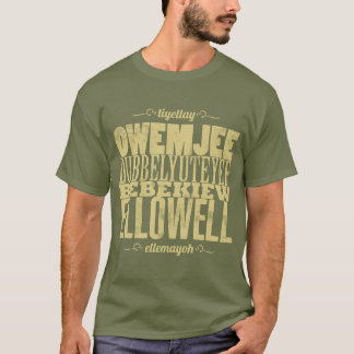Phonetic LOL Tee Shirt