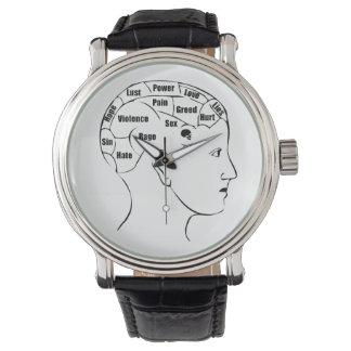 Phrenology Armbandsur