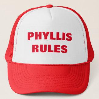 PHYLLIS-REGLER KEPS