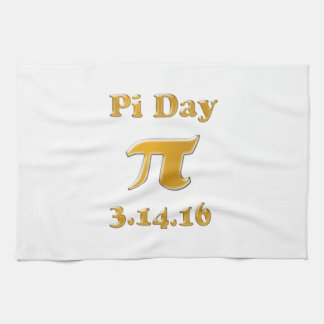 Pi-dag 2016 kökshandduk