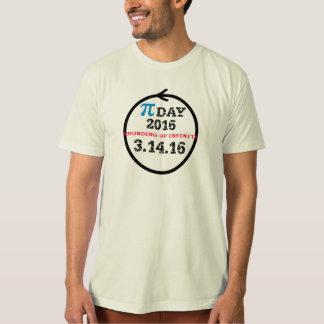 Pi-dag 2016 tee shirt