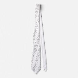 pi-dagfirande är roligt slips