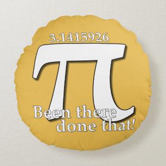 Pi-dagfirande - där gjort som (Euler) Rund Kudde