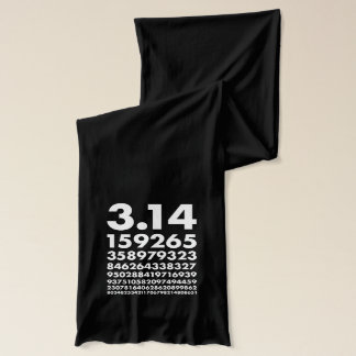 Pi kartlägger scarfen halsduk