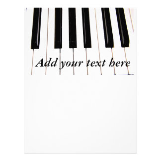 Piano Lover_Letterhead Brevhuvud