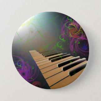 piano mellanstor knapp rund 7.6 cm