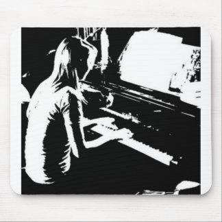 Pianoflicka Musmattor