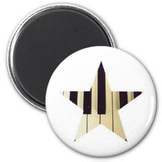 Pianomagnet Magnet