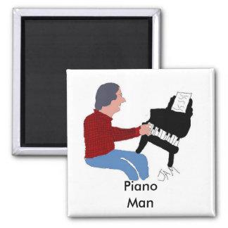 Pianoman Magnet